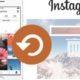 Как восстановить фото в инстаграме